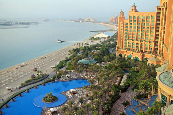 Atlantis The Palm, Dubai with Kids