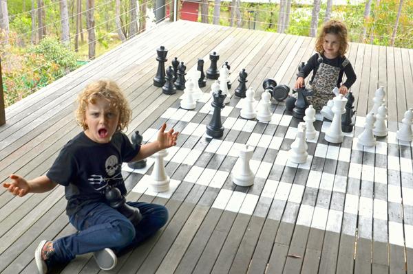 Banjo's Bush Retreat Chess