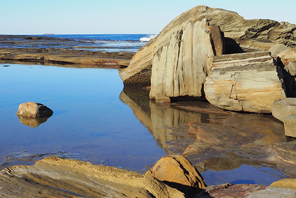 Terrigal rock pools