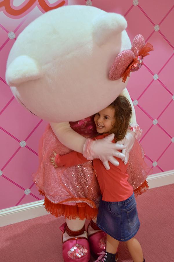 Sugarpuff meets Hello Kitty