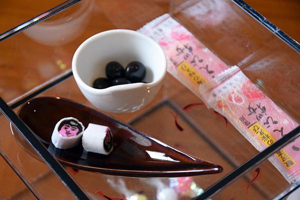 Hotel treats at Intercontinental Osaka
