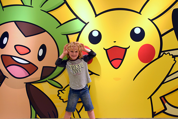 Pokemon Center Osaka