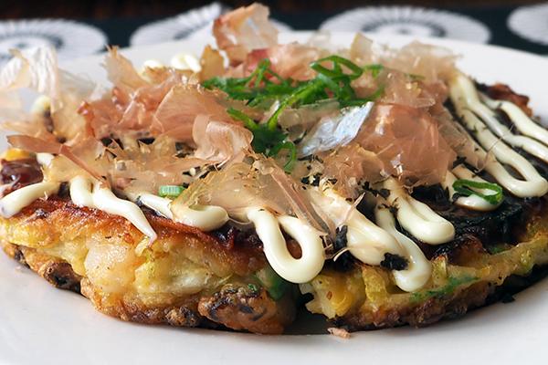 Osaka Style Okonomiyaki recipe