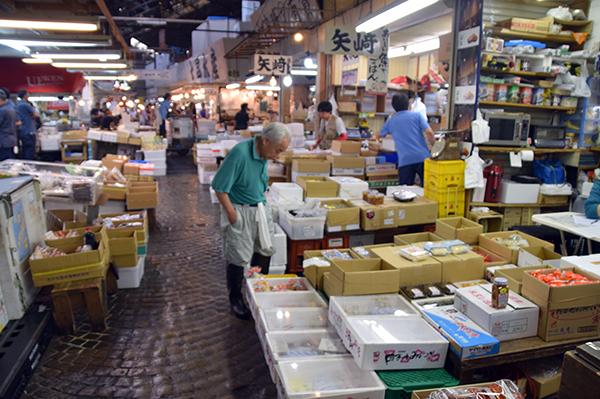 TSukiji Markets Tokyo