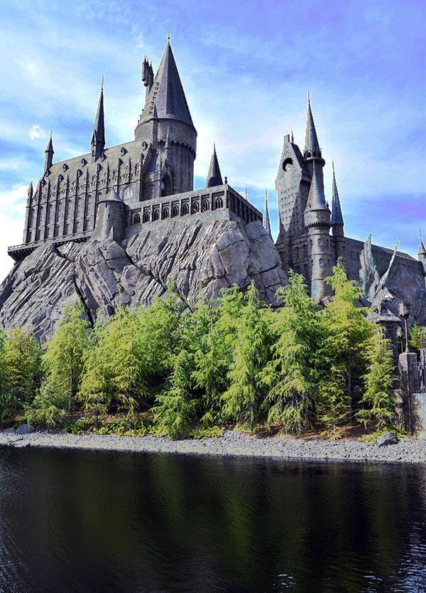 Hogwarts at Universal japan