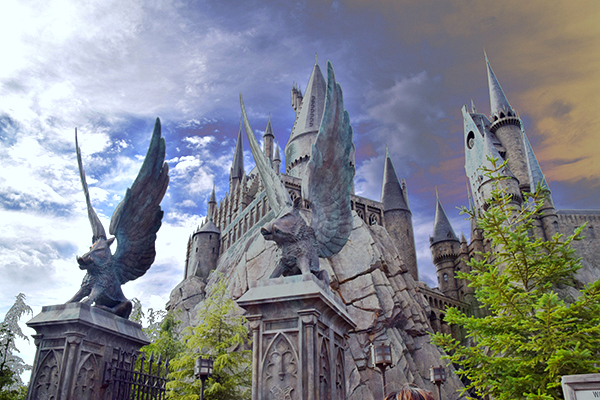 The incredible Wizarding World of Harry Potter at Universal Studios Japan