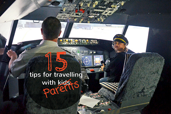 15 top tips for travelling with parents