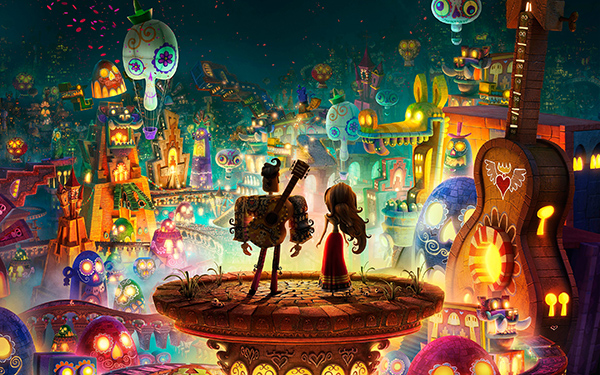 The Land of the Remembered in the Book of Life