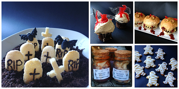 Halloween treats at Casa Eats World