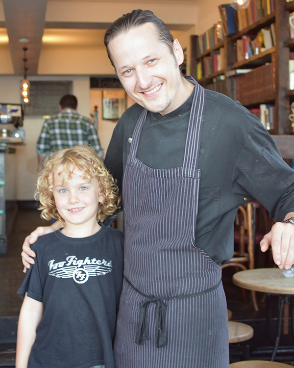 Raffles meets the chef at Hemingway's Manly