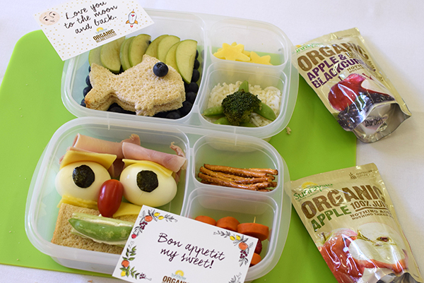 Lunch Box Love with Lunchbox Dad and Sunraysia's