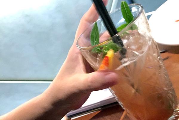 Mocktails at Salaryman