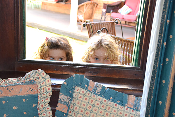 Keeping it quiet at Vacy Hall