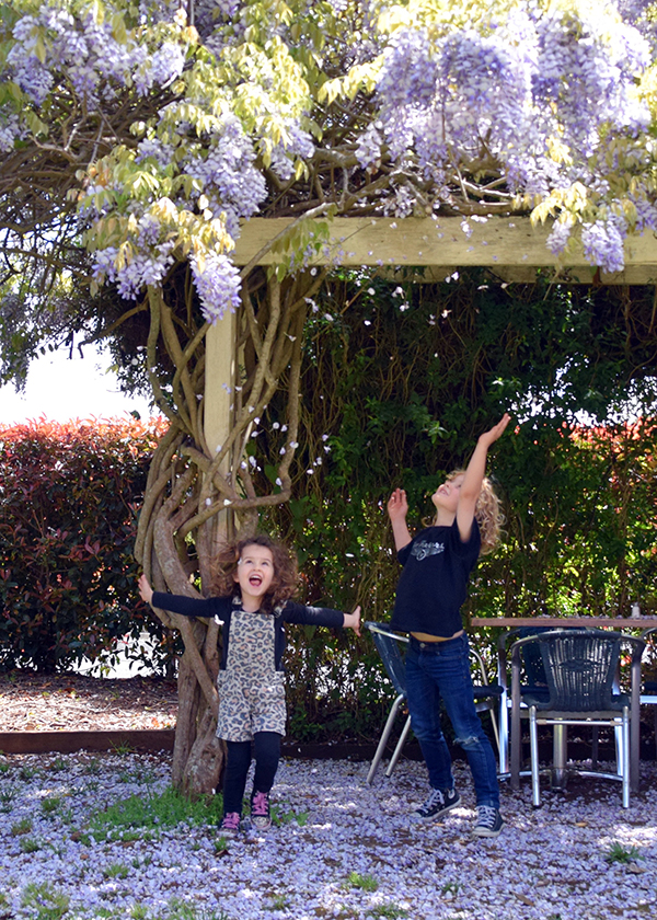 Springing into fun at The Chocolate Cottage