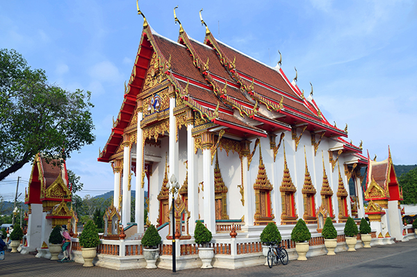 Wat Cholong Phuket