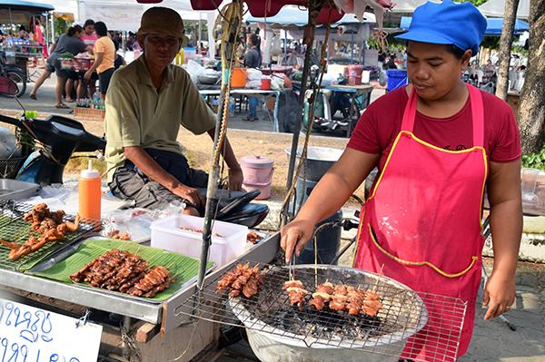 Breakfast at Cholong