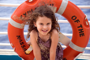 Sugrapuff sails away on Explorer of the Seas