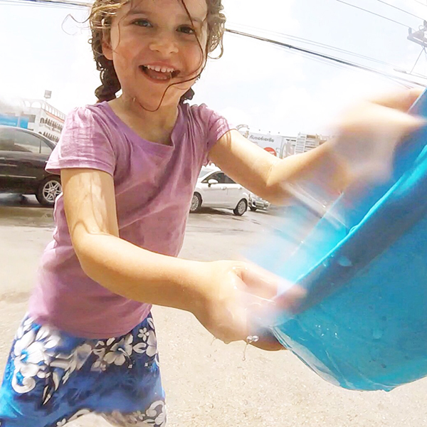Songkran with kids: Sugarpuff splashes into songkran action