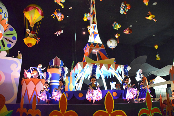 It's a small world: Tokyo DIsneyland with kids