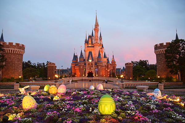 Tokyo Disneyland with kids