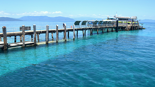 The Jetty at Green Island Cairns