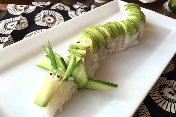Deadly dragon rolls