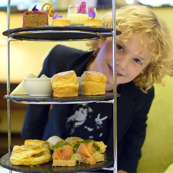 High tea at High Tea at Radisson Blu Plaza Hotel Sydney