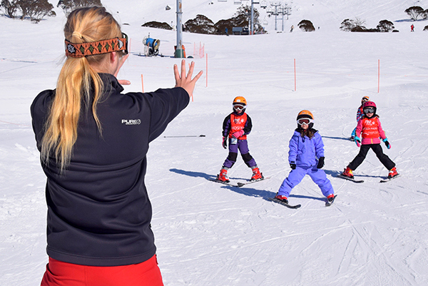 Family ski holiday hacks - Ski School is a must for kids
