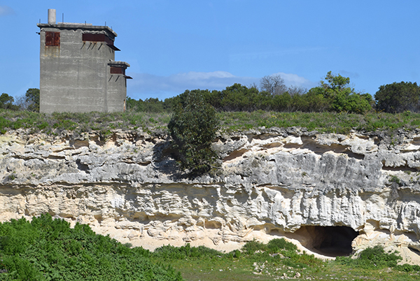 The Lime Quarry at Robben Island