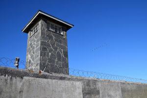 Robben Island's Maximum Security Prison, Cape Town