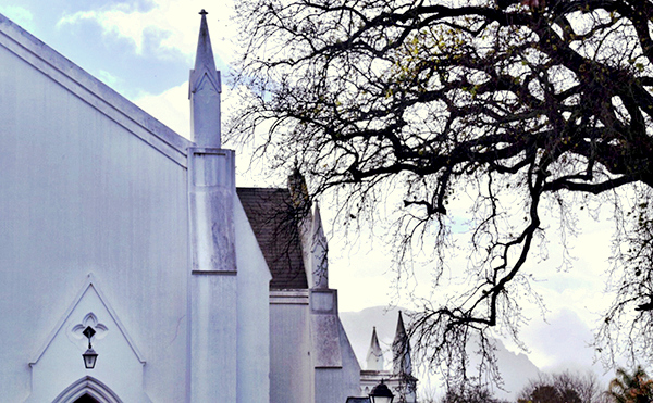 Dutch Reformed Church Stellenbosch, Western Cape Province