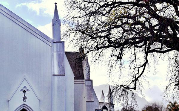Dutch Reformed Church Stellenbosch, Western Cape Province