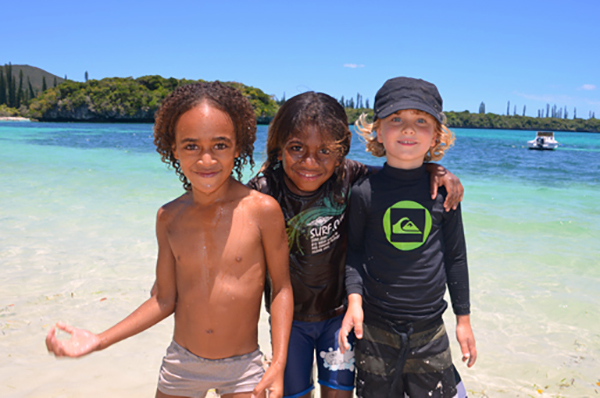 Why travel is a gift for kids