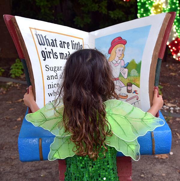 Storybook Garden at Hunter Valley Gardens