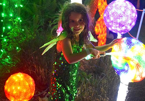 Hunter Valley Gardens Christmas Light Spectacular