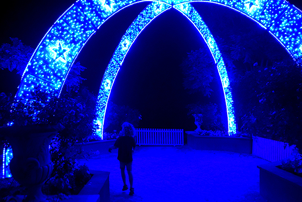 Hunter Valley Gardens Christmas Light Spectacular