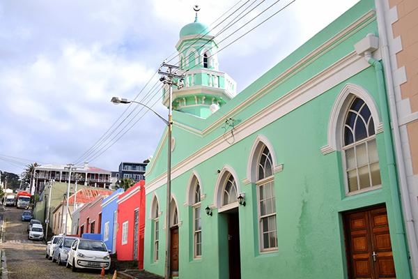 Mosque in Bo Kaap