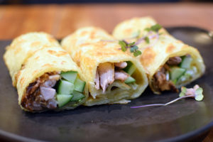 Peking Duck Roti