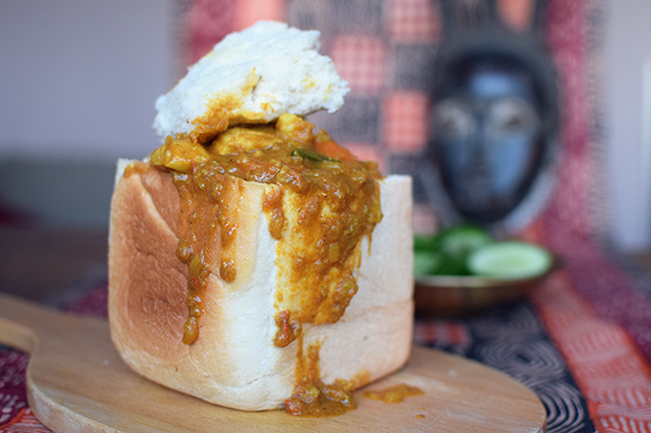 South African Bunny Chow recipe