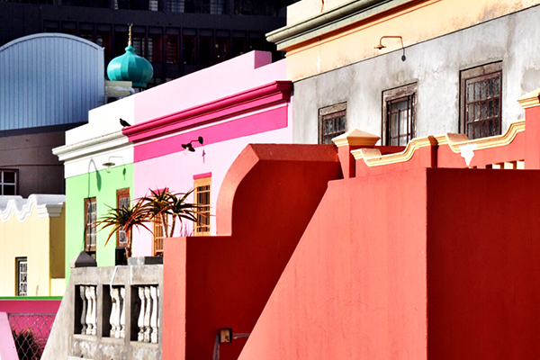 Bo Kaap with kids Cape Town