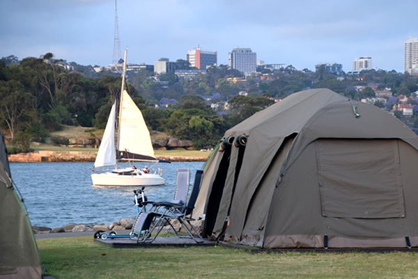 Cockatoo Island on the Parramatta River