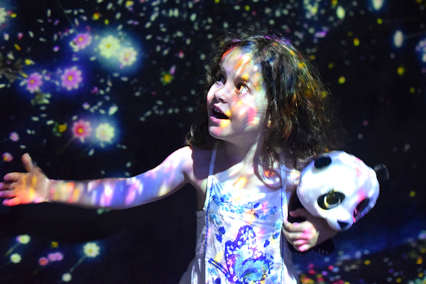 Future World: Where Art Meets Science at Marina Bay Sands' ARTScience Museum