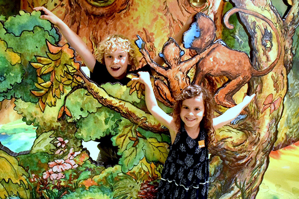 National Gallery of Singapore - Art and About in Singapore with kids