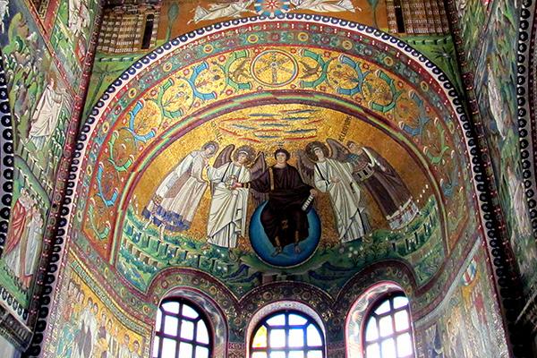 Basilica of Sant' Apollinare Nuovo, Ravenna