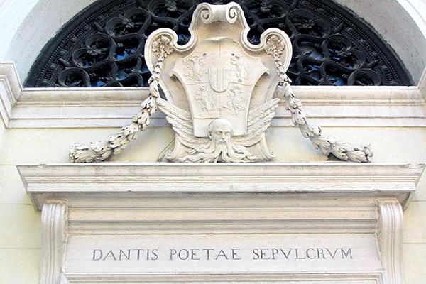 The Tomb of Dante Alighieri, Ravenna