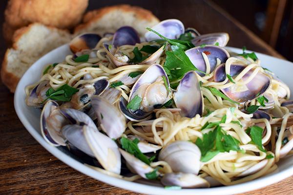 BoyEatsWorld: Spaghetti alle vongole
