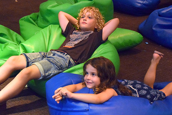 Crowne Plaza Hunter Valley with kids: Pop-up family movies at