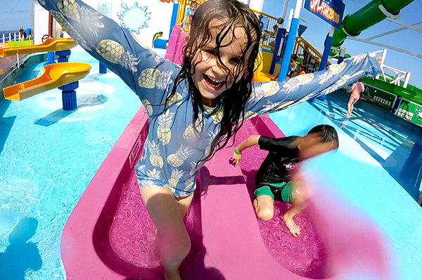 SplashZone: Carnival Spirit by Kids