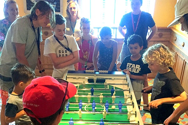 Foosball winner: Carnival Spirit by Kids