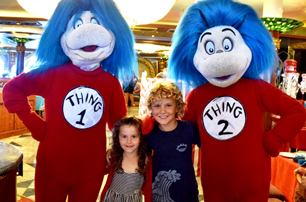 Thing 1 & Thing 2: Carnival Spirit by Kids